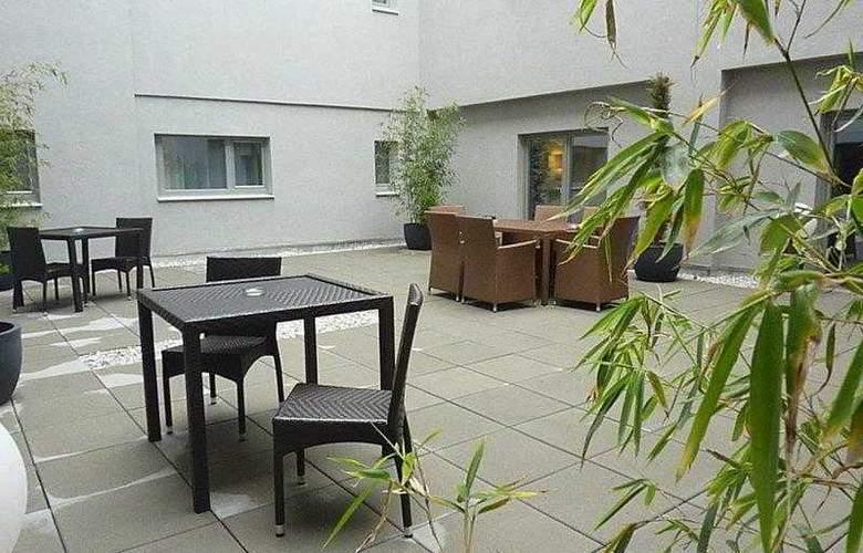 Best Western Plus Amedia Art Salzburg - Terrace - 7