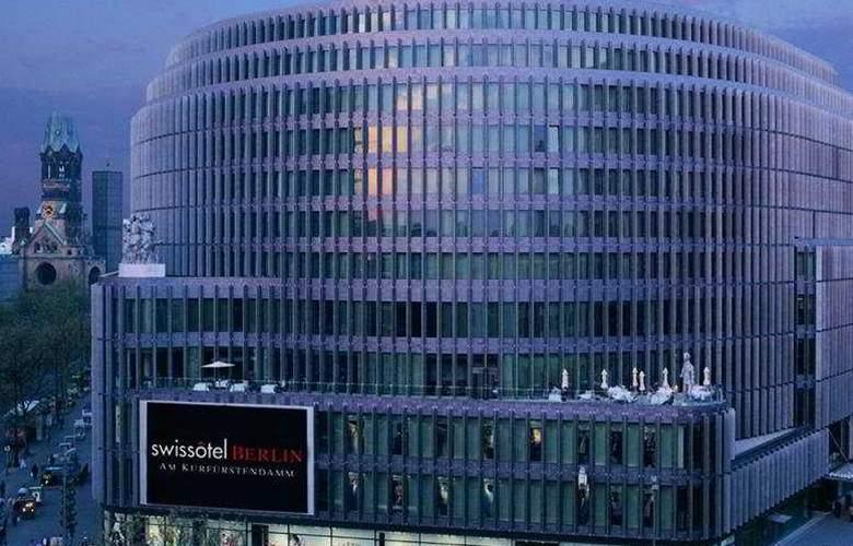 Swissotel Berlin - General - 2