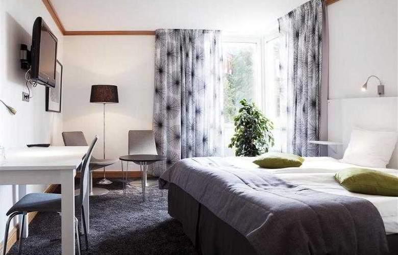 Best Western Kom - Hotel - 36