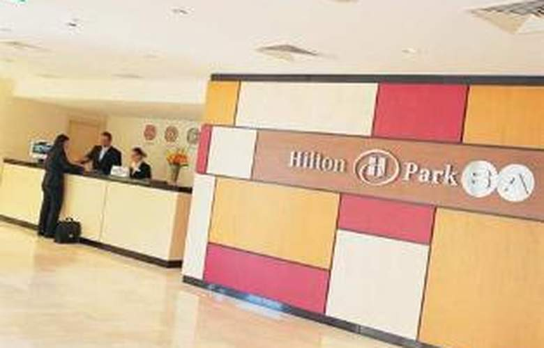 Hilton ParkSA Istanbul - General - 1