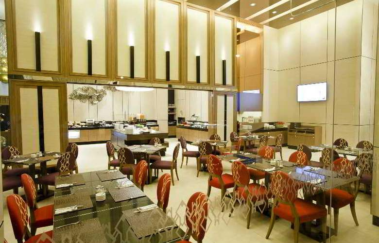 Centre Point Wireless Road Hotel & Residence - Restaurant - 15