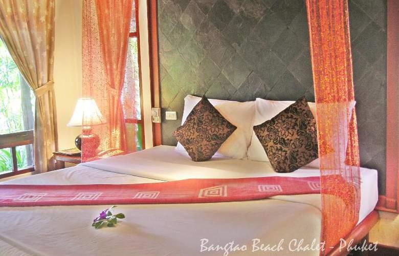 Bangtao Beach Chalet Phuket - Room - 36