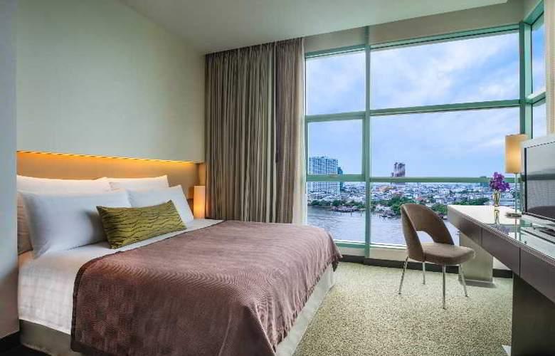 Chatrium Riverside Bangkok - Room - 21