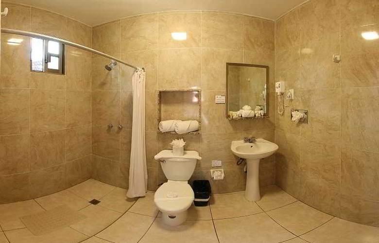 Hotel Hacienda Inn Aeropuerto - Room - 15