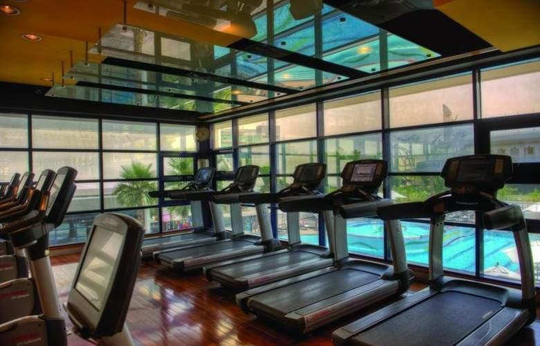 Jumeirah Creekside Hotel - Sport - 20