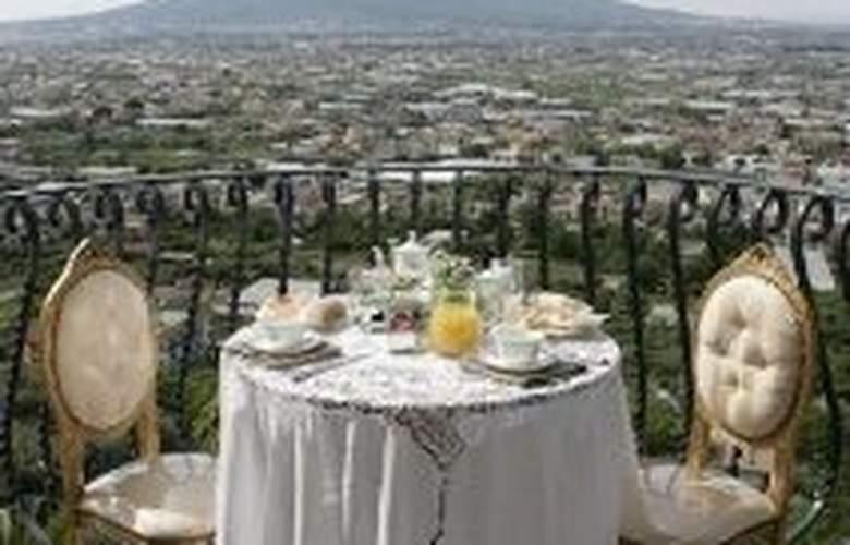 Grand Hotel Le Galassie - Terrace - 0