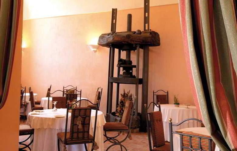 Relais Regina Giovanna - Restaurant - 7