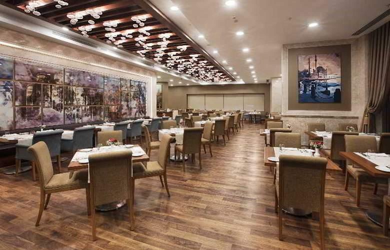 Dedeman Bostanci IstanbulHotel & Convention Centre - Restaurant - 5
