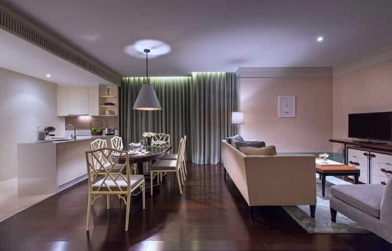 Oriental Residence Bangkok - Room - 13