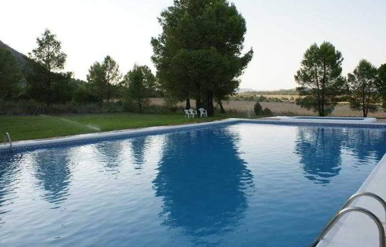 El Cañar Aldea Turística y Camping - Pool - 5