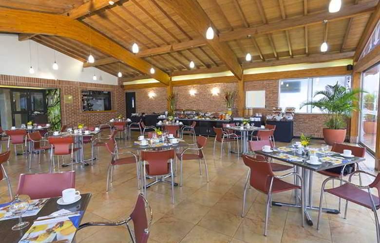 GHL Comfort Hotel San Diego - Restaurant - 7