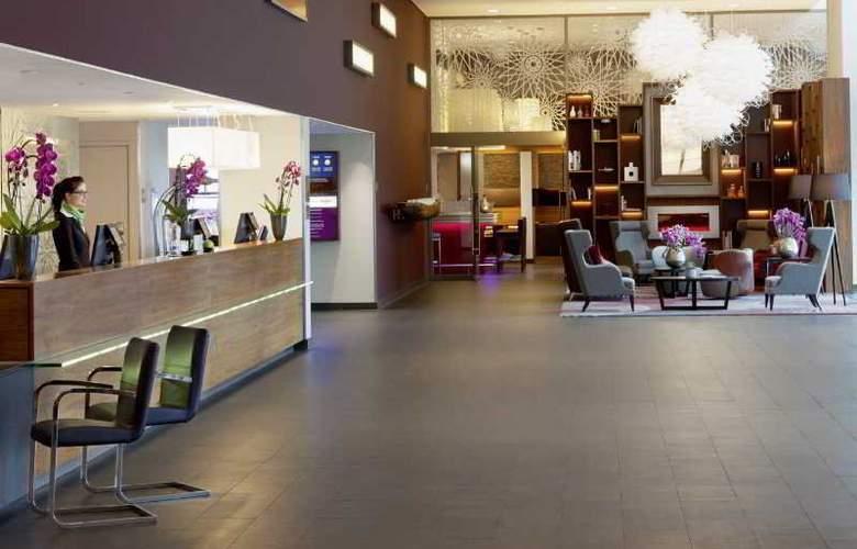 Movenpick Amsterdam City Centre - General - 1