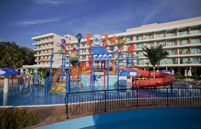 Evrika Beach Club - Pool - 22