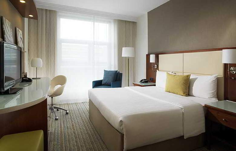 Courtyard by Marriott Berlin City Center - Room - 3