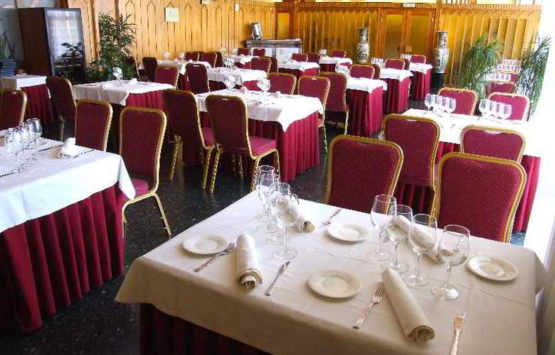 Sercotel Ciudad de Burgos - Restaurant - 67