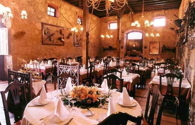 Finca Salamanca - Restaurant - 5