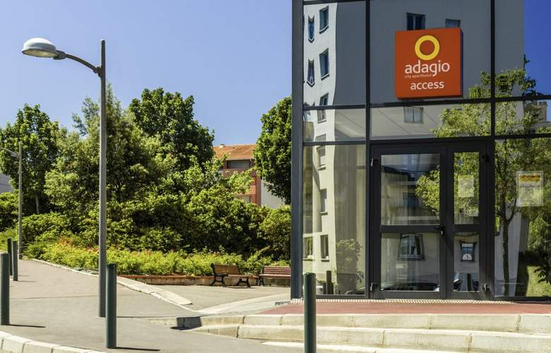 Adagio Access Toulouse Jolimont - Hotel - 0