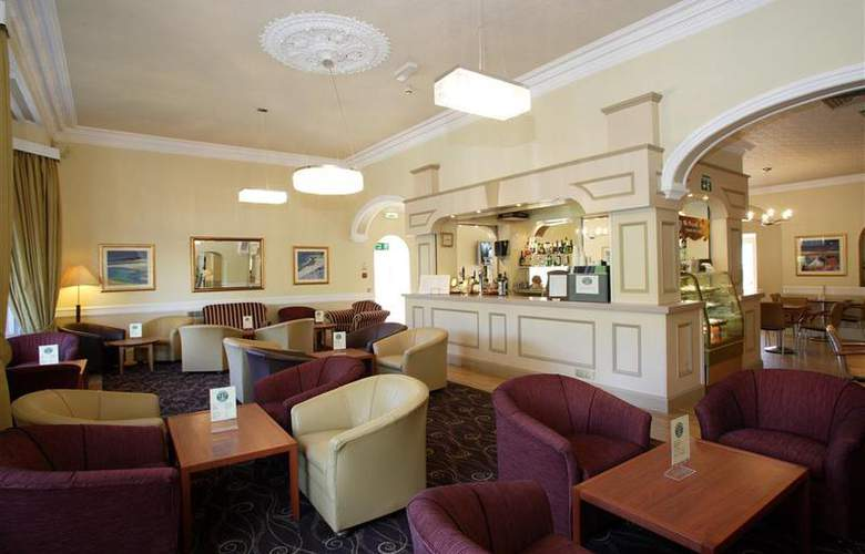 Best Western Inverness Palace Hotel & Spa - Bar - 36