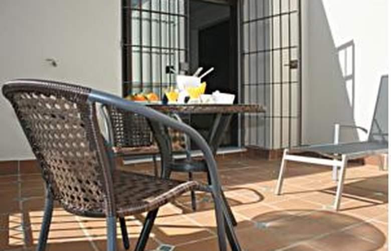 Living-Sevilla Apartments Lumbreras - Terrace - 9