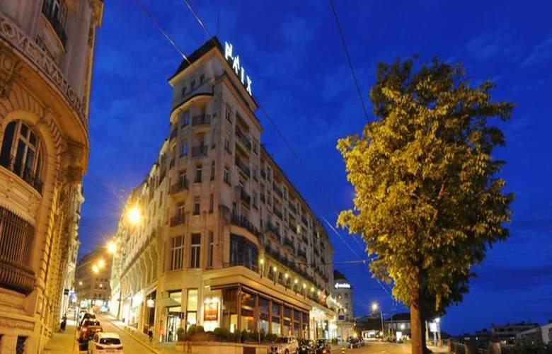 De la Paix Lausanne - Hotel - 7