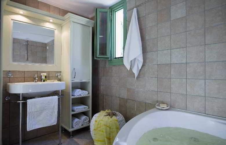 Levantes Ios Boutique Hotel - Room - 6
