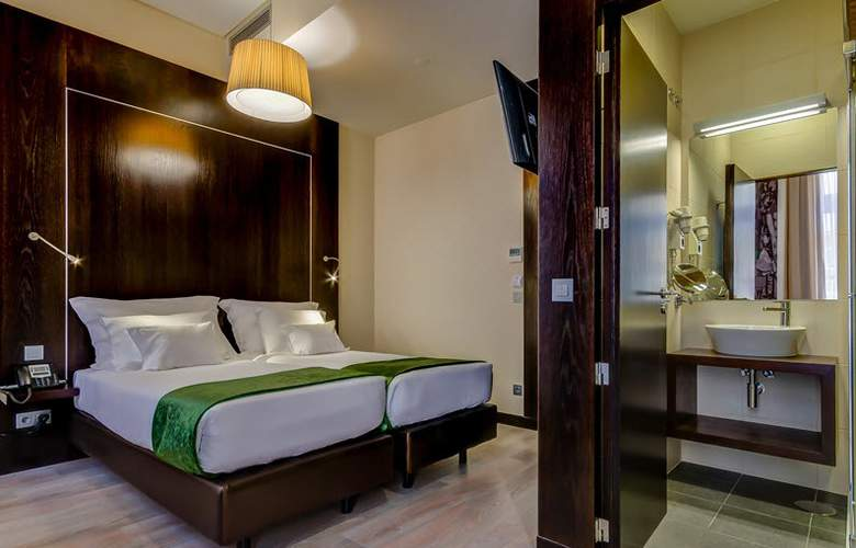 Behotelisboa - Room - 11