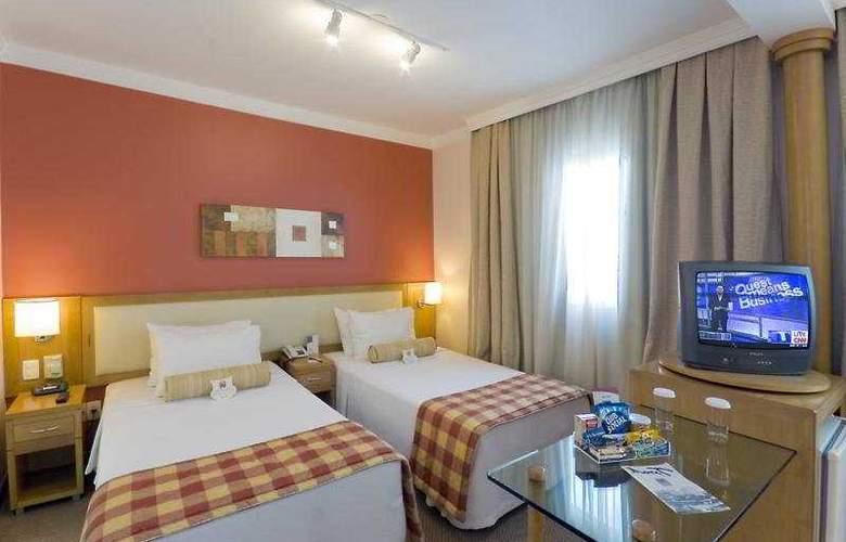 Comfort Suites Oscar Freire - Room - 4