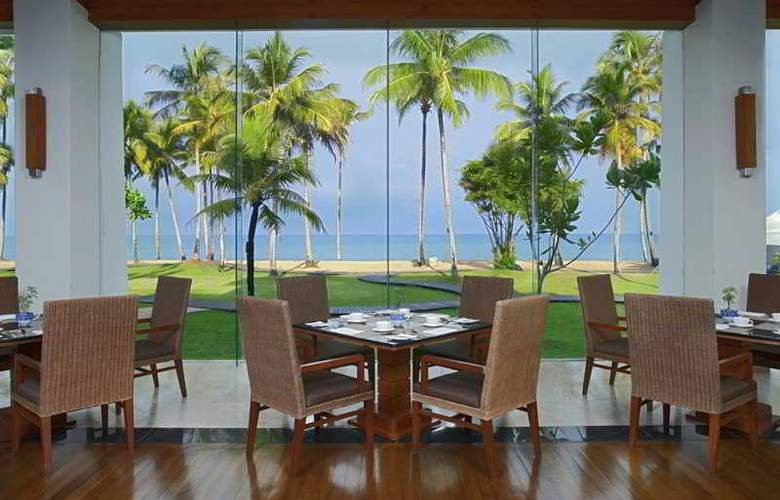 JW Marriott Khao Lak Resort & Spa - Restaurant - 39