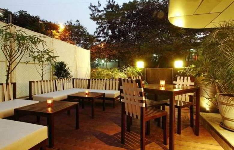 Svenska Mumbai - Terrace - 5