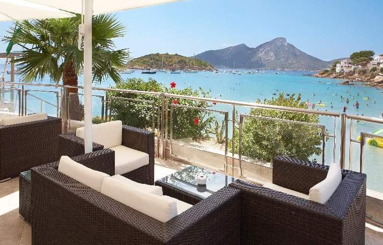 Universal Hotel Aquamarin - Terrace - 24