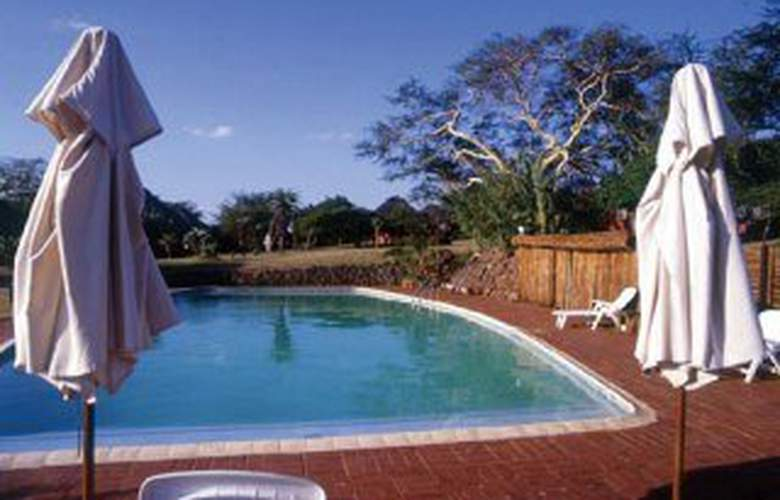Zululand Safari Lodge - Pool - 1