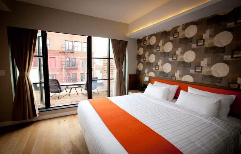 NobleDen Hotel - Room - 10