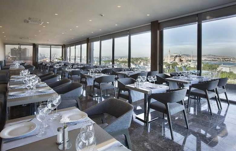 Arcadia Blue Istanbul Hotel - Restaurant - 26