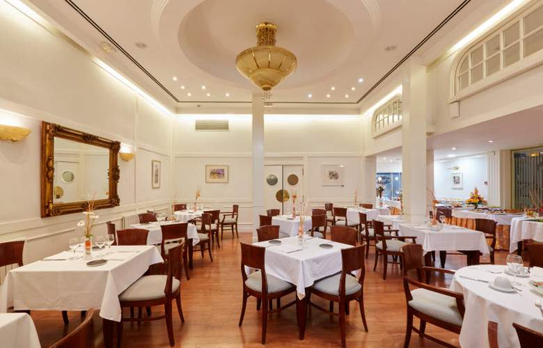 Sercotel Europa San Sebastian - Restaurant - 27