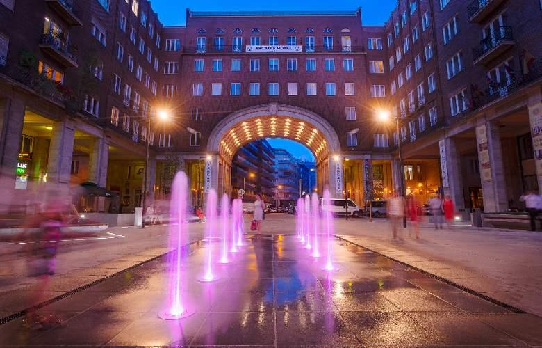 Arcadia Hotel Budapest - Hotel - 11