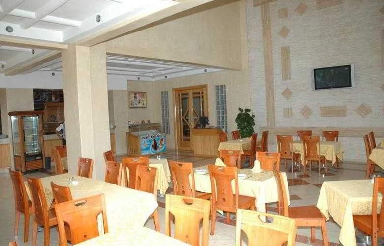 Golden Beach Agadir - Restaurant - 12