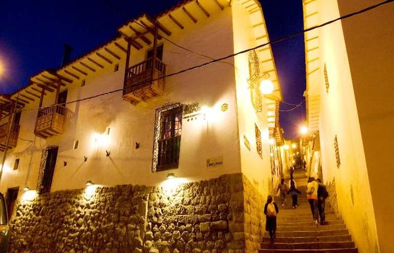 Hotel & Mirador Los Apus - Hotel - 1
