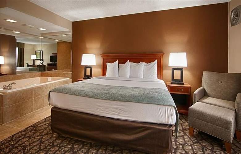 BEST WESTERN Hospitality Hotel - Room - 44