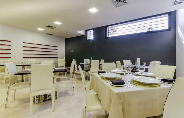 GIT Conquista de Granada - Restaurant - 27
