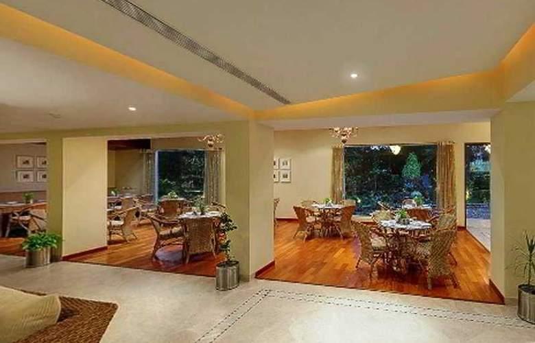 The Ashok Hassan - Restaurant - 6