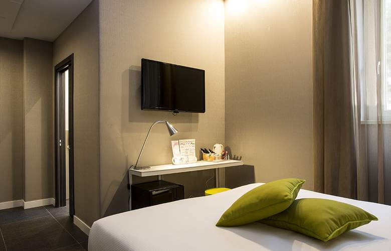 Smooth Hotel Rome Termin - Room - 13