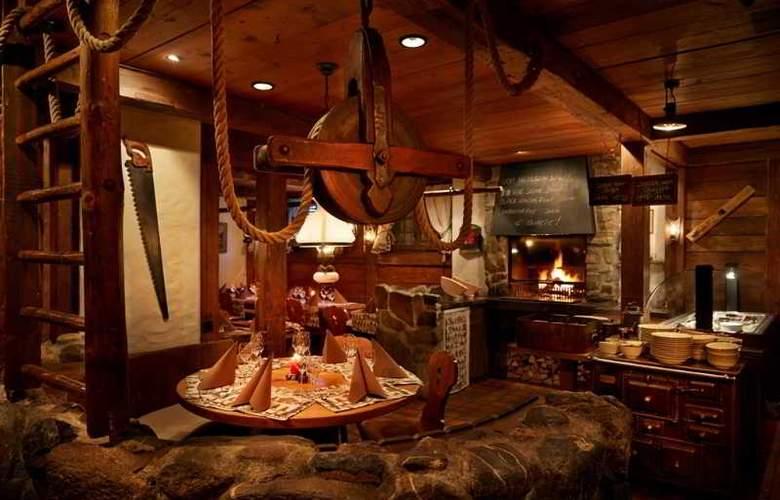 Gstaaderhof Swiss Quality Hotel - Restaurant - 13