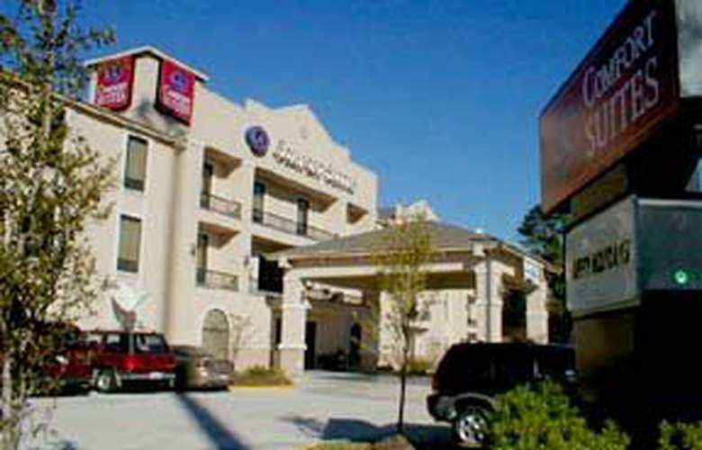 Comfort Suites Willowbrook/Technology Corridor - Hotel - 0