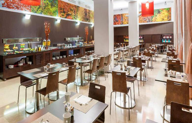 Occidental Madrid Este - Restaurant - 12