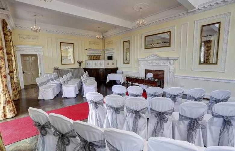 Best Western Walworth Castle Hotel - Hotel - 49