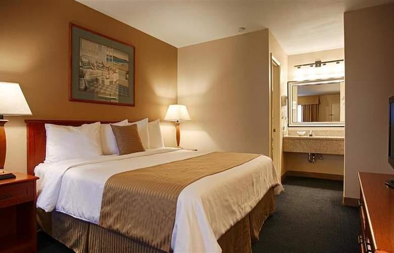 Best Western Airport Inn - Room - 58