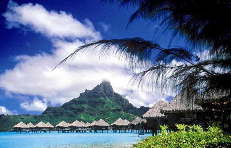 Le Meridien Bora Bora - Hotel - 19