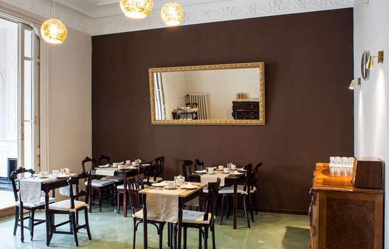 Mihlton Barcelona - Restaurant - 13