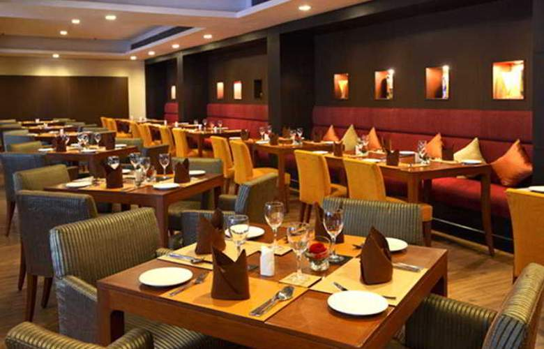 Ellaa Hotels A Boutique Lifestyle - Restaurant - 10
