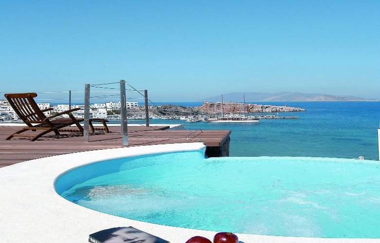 Vrahos Boutique Hotel - Pool - 2